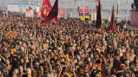 niranjani akhada opt out from kumbh mela