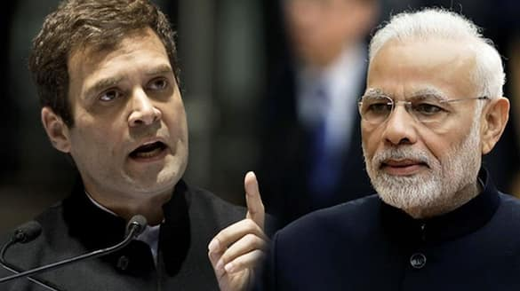 Rahul Gandhi Questions about Covid foreign aid