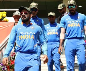 Pakistan getting spooked by Kohli & Co's army caps exposes its guilt over Pulwama