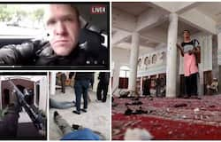 Mass shooting in New Zealand mosque,  Guy live-streamed it all Very disgusting.......