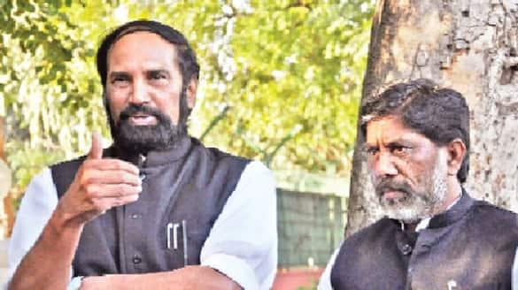 Dalit woman lockup death... Uttam  Bhatti writen letter to Governor akp