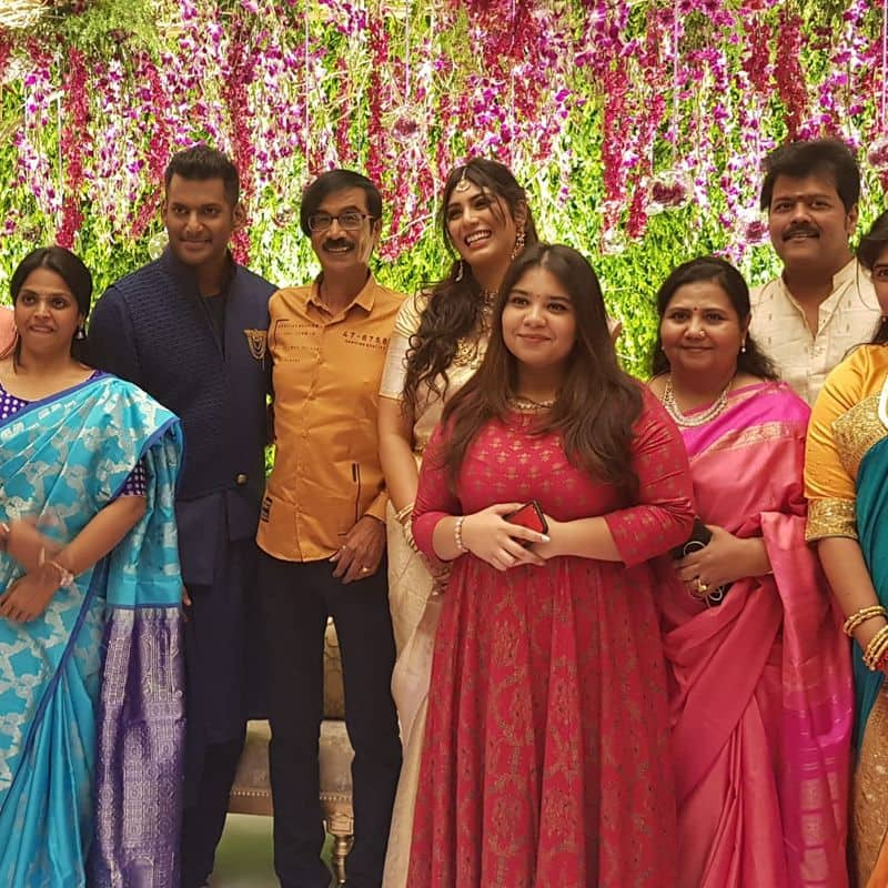 Reports are rife that the couple will tie the knot sometime in August or September. However, Vishal and Anisha's families are yet to announce the wedding date officially.