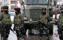 Security forces start search operation in shopian in Jammu Kashmir, two terrorist hidden