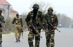 Terrorist attack on CRPF camp by Grande in Jammu-Kashmir, two soldier injured