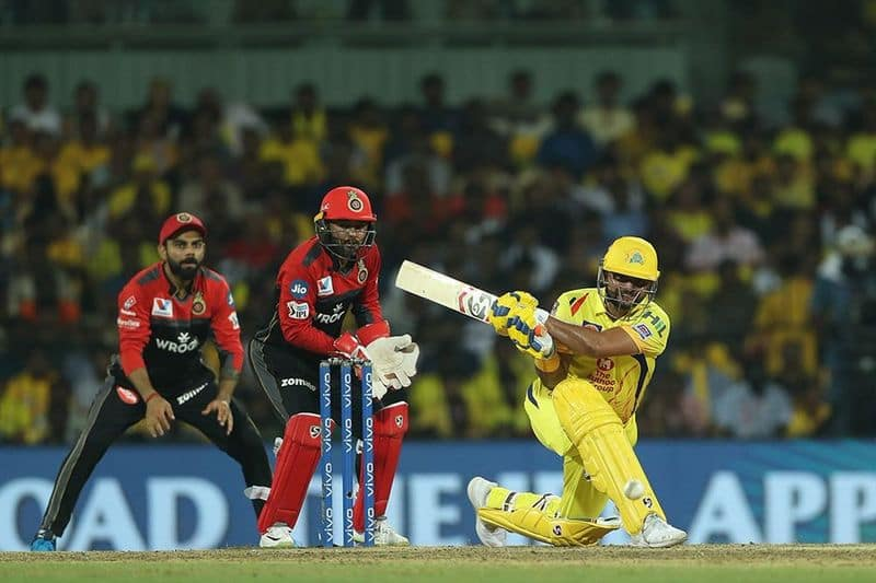 Dhoni's reading of pitch was immaculate as a top score of 29 from Parthiv Patel was a testimony to that and the time that CSK needed to score the runs. Once Harbhajan's finger spinners had inflicted a telling damage on the psyche of the RCB line-up, Tahir tormented the visitors even more with his googlies that killed the contest in the first half.