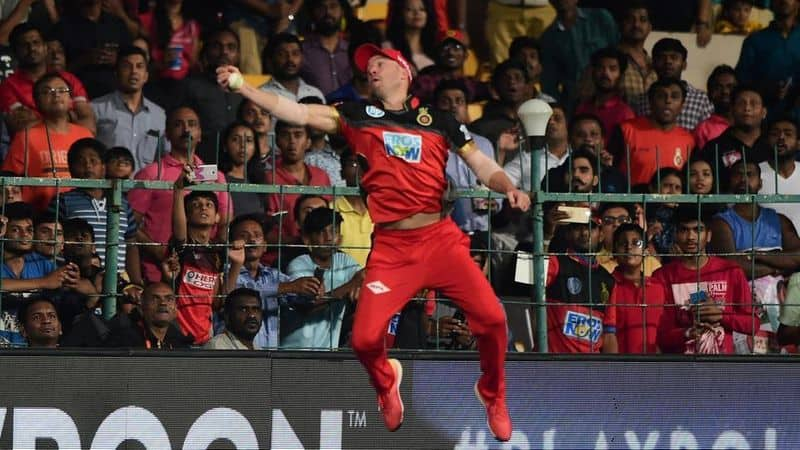 AB de Villiers (9) wanted to hit out of trouble and was first dropped by Imran Tahir and off the very next ball was caught by Jadeja at mid-wicket boundary. With Shimron Hetmyer (0) getting run-out needlessly, RCB were in the dumps even before halfway stage.  It was the perfect platform for Tahir and Jadeja, who were unplayable with the pitch offering reasonable turn and it only helped that the lower-order's confidence was shot to pieces.