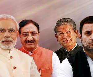 Lok sabha election 2019: battle of Uttarakhand direct between BJP and Congress