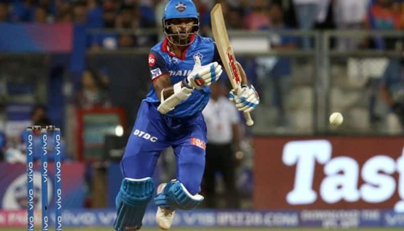 Delhi boy Shikhar Dhawan scored 43. However, he and his partner Prithvi Shaw did not give Delhi a good start as Shaw fell for just seven runs.