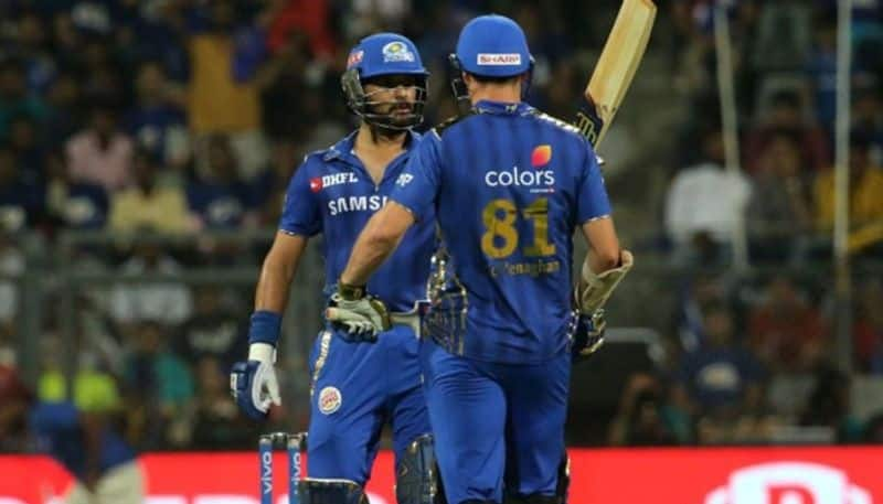 Chasing 214, Mumbai were reduced to 955 in 11.2 overs. It was left to Yuvraj Singh to wage a lone battle. He scored 53 off 35 with five fours and three sixes.