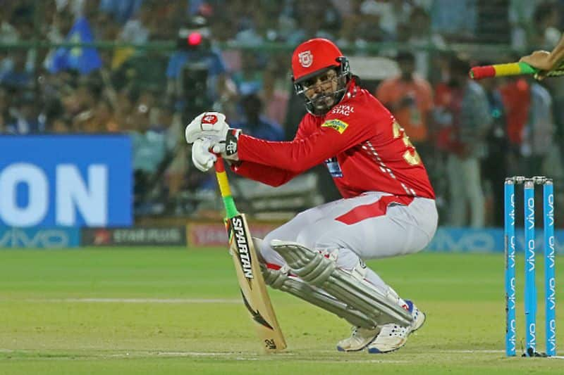 The 39-year-old, who is now with Kings XI Punjab (KXIP), has enjoyed phenomenal success in IPL. Gayle can reach the milestone on Monday when KXIP face Rajasthan Royals (RR) in Jaipur.