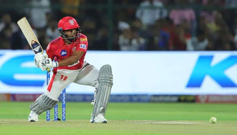 Opening the innings, Gayle started in an uncharacteristic fashion but grew in confidence as the innings progressed and helped Kings XI post a challenging 184 for four after being sent into bat.