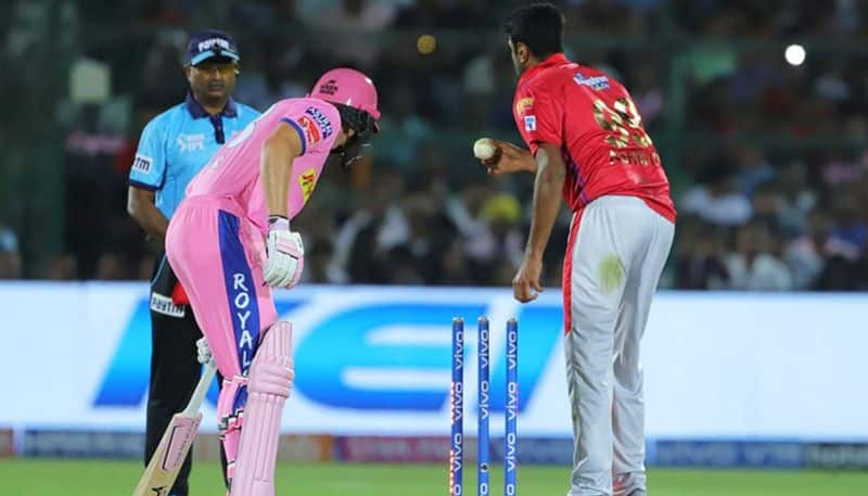 Buttler and Rahane shared 78 runs in eight overs for the opening stand. Buttler was going strong in the company of Sanju Samson (30) as they duo batted sensibly to keep Rajasthan in the hunt.