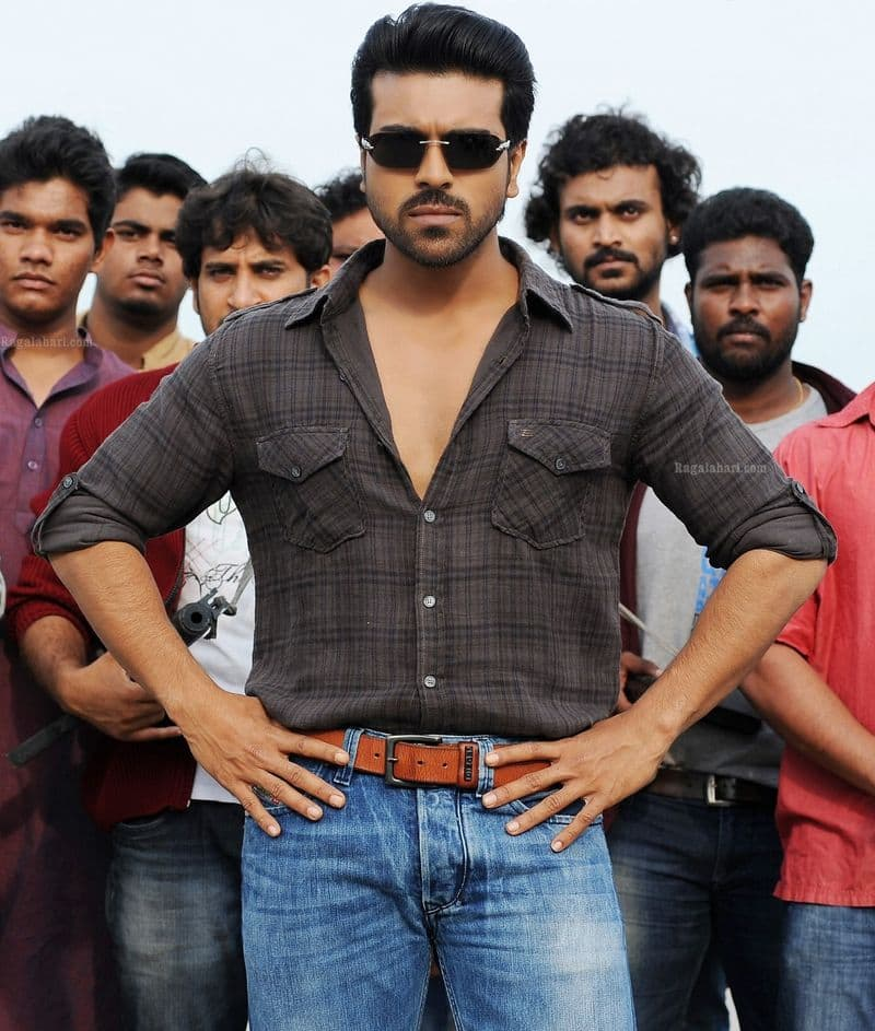 Naayak (2013): Ram Charan plays a double role in this Telugu masala movie as he and his lookalike team up to take on an evil politician.