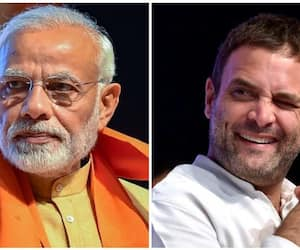 BJP sankalp vs Congress promises in manifesto war: You want a strong or soft India?