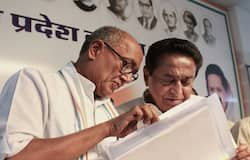 Kamalnath withdraw Security from rss Headquarter, Digvijay Singh Request To CM to Restore it