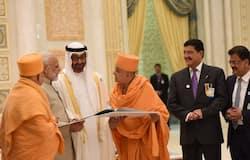 PM in Abu Dhabi