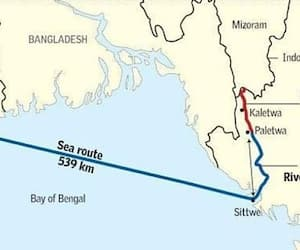 Terrorist outfit Arakan Army continue to threaten Kaladan, India and Myanmar planning fitting reply