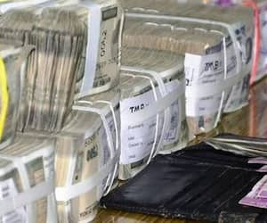 Rs 20 crore hawala money moved to party HQ from Tughlak Road residence of politician