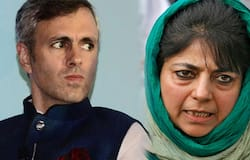Omer and Mehbooba mufti