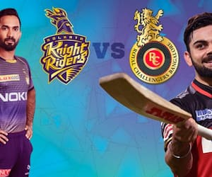 IPL 2019: Here are probable XIs for RCB-KKR match tonight in Bengaluru