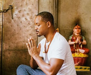 Have you seen Will Smith's photographs from India that awakened him