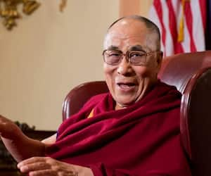 In this time of serious crisis, we need to reach out to each other with compassion: Dalai Lama