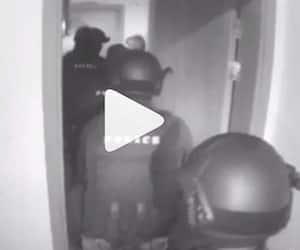 gang rob money exchange firm caught in major UAE raid