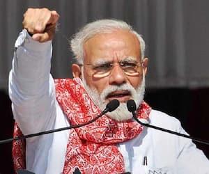 Non stop: 22K kilometer, 13 states, 23 rallies on 9-day Navratra fast, PM Modi keeps dates with India, world