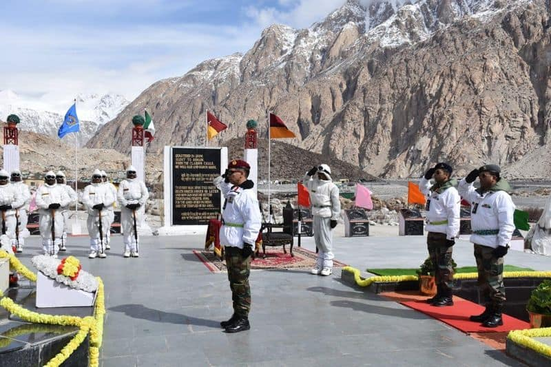 To this day, the Siachen warriors continue to guard the 'Frozen Frontier' with tenacity and resolve against all odds. 'Siachen Day' every year honours all the Siachen warriors who served their motherland and kept the nation safe, over the years.