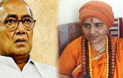 Who will be from BJP fight against Digvijay singh in Bhopal seat