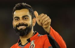 """After the match, RCB Captain Kohli said, """"It is a great feeling to get across the line. Have been unlucky in couple of games. Won't say we've been unlucky in every game, but a couple of games we should've closed out before this""""."""