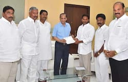 Jagan meets Guv