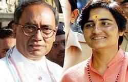 Sadhvi pragya thakur will be bjp candidate in Bhopal seat against digvijay singh