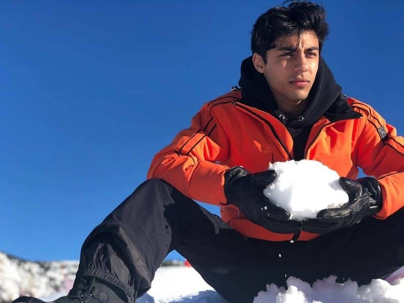 King Khan aka Shah Rukh Khan's eldest, Aryan is 21 and will also be making his voting debut.