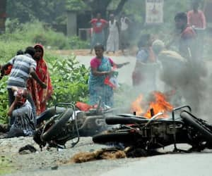 Clashes during Lok Sabha polls establish Bengal as politically most violent state