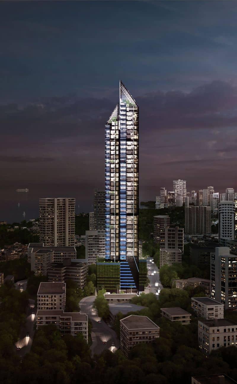 लोधा अल्टामाउंट: लोधा अल्टामाउंट देश की पांचवीं सबसे ऊंची इमारतों में शामिल है। यह भी मुंबई में स्थित है। इसकी ऊंचाई करीब 240 मीटर (787 फीट) है।