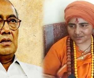 Why Sadhvi Pragya is ideally suited to take on minority appeasing Digvijaya