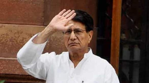 Rashtriya Lok Dal chief Ajit Singh dies of Covid-19 at Gurugram hospital lns