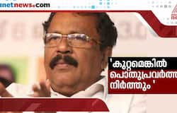 will and political life find accused says sreedharan pillai