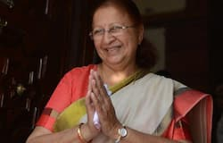 Sumitra Mahajan meet to PM Modi for indore seat, ticket as yet not final