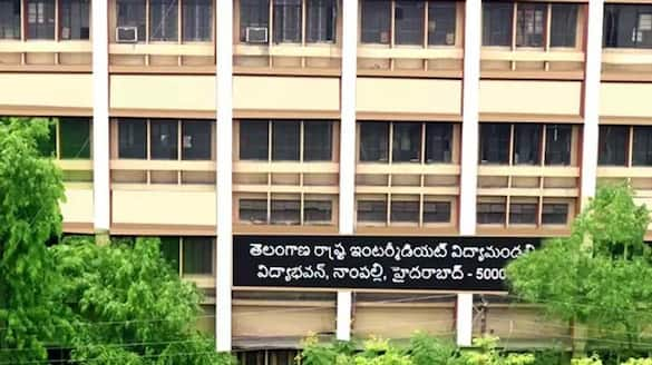Telangana government conduct inter first year exams from october 25th onwards,