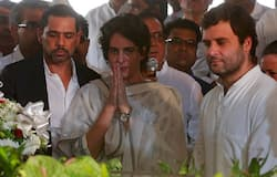 Priyanka Gandhi sidelined Robert vadra recommendation to give ticket lalit nagar
