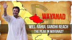 Ground report Will Rahul Gandhi rise south via Wayanad