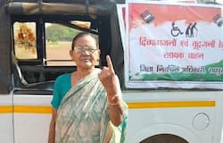 Election commission of India has arranged various facilities for senior citizens. ECI has also provided ferry facilities for differently abled and senior citizens.