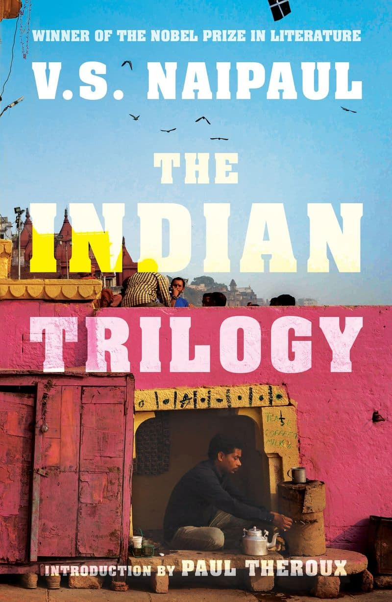 The India Trilogy by VS Naipaul: The set contains An Area of Darkness, India: A Wounded Civilisation, and India: A Million Mutinies Now. This is Naipaul's compelling, controversial series in which he throws political correctness to the wind and tells the uncomfortable history of our civilization. In spite of the genius of his writing, he became the target of the Left-liberal intelligentsia for telling the truth as it is.