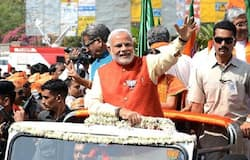 PM modi mega road show would begin today in Varanasi, more than 7 lakh worker participate
