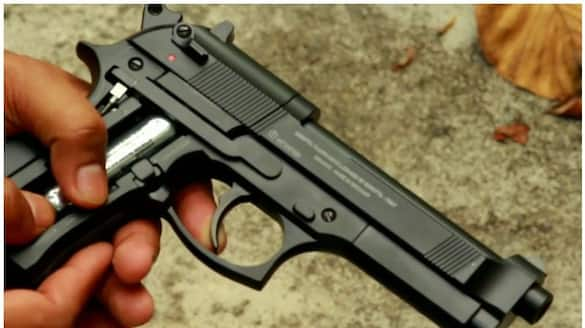 two migrant workers arrested with pistol in angamaly