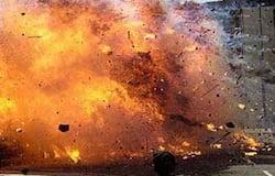 srl lanka again bomb blast