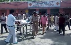 Accident in saharanpur