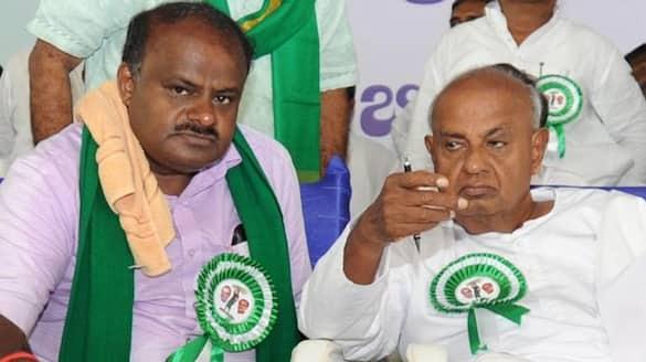 Congress MLA Zameer Ahmed Khan Hits out at HD Kumaraswamy rbj
